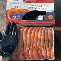 Лангустины (Langistino) L1, 2 кг.