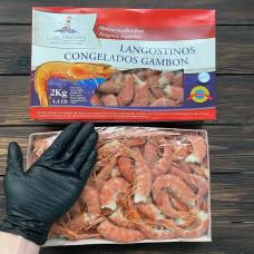 Лангустины (Langistino) С1, 2 кг.