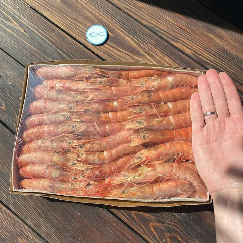 Лангустины (Langistino) L3, 2 кг.