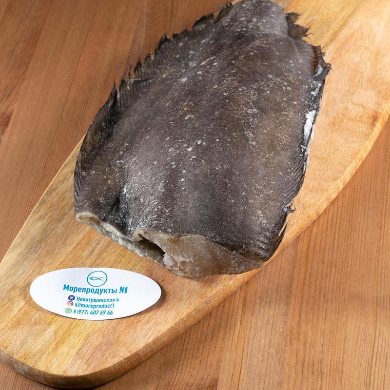Палтус синекорый тушка 1,5-3 кг