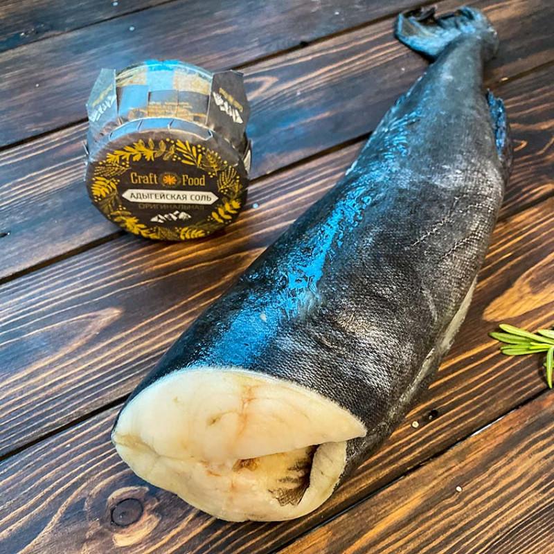Треска черная (угольная рыба)