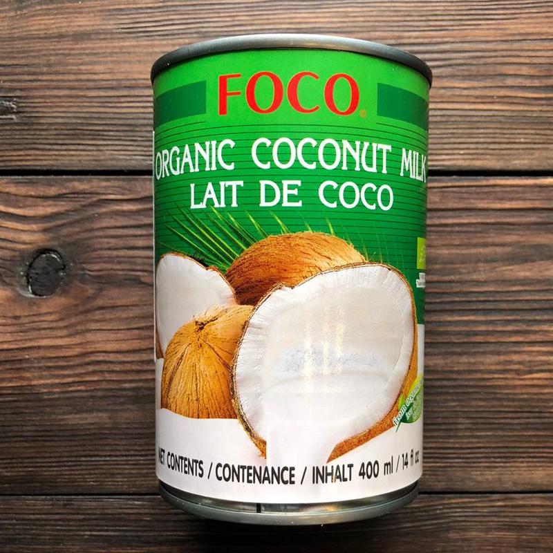 Кокосовое молоко FOCO
