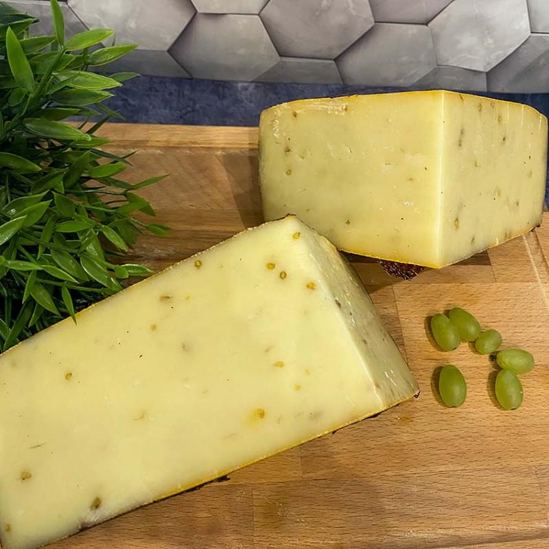 Сыр Неро с Пажитником 100 гр.